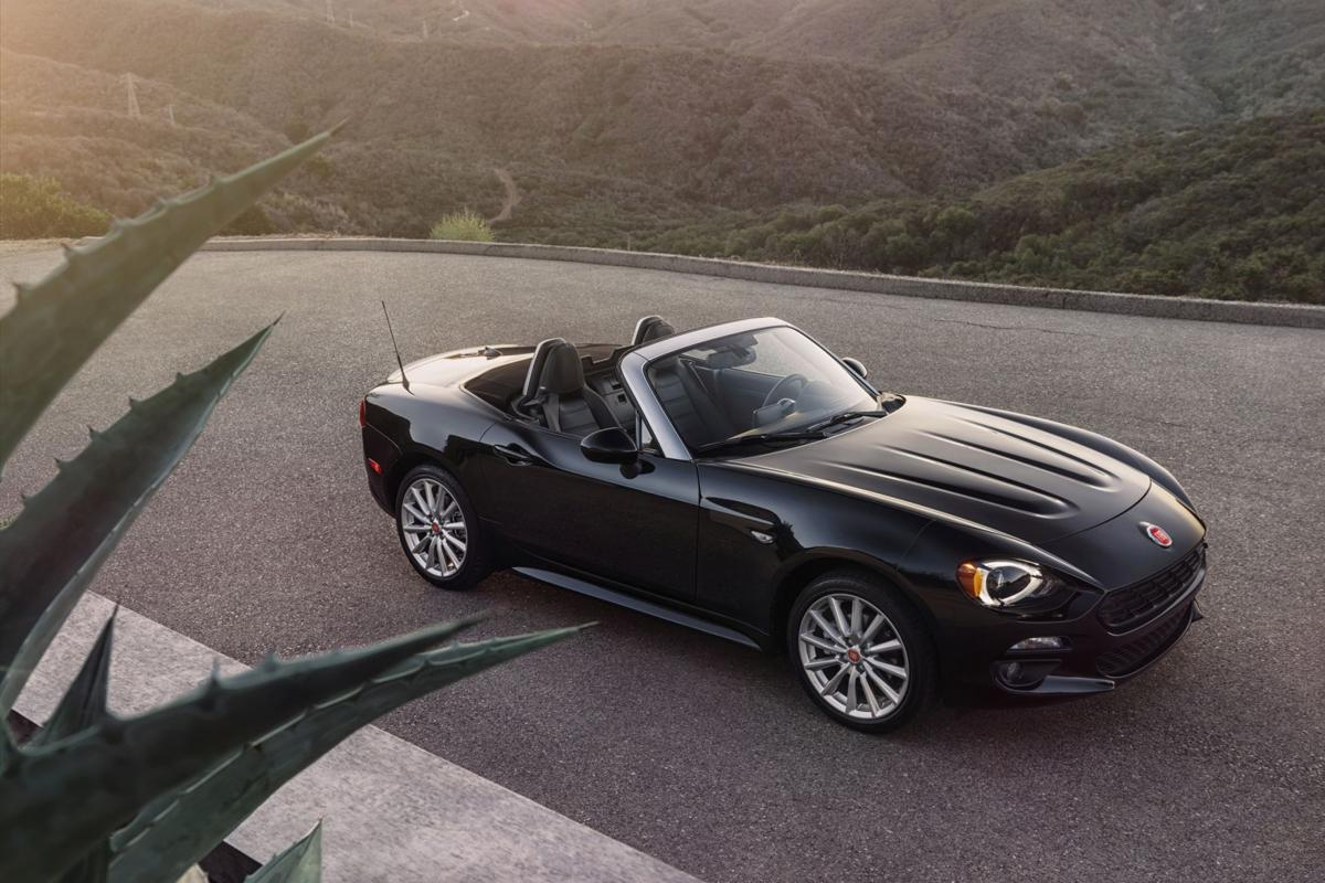2018 Fiat 124 Spider It S Small On Room And Price Big On Fun And