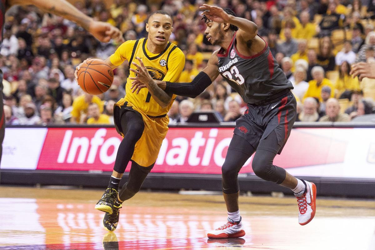 Arkansas Missouri Basketball