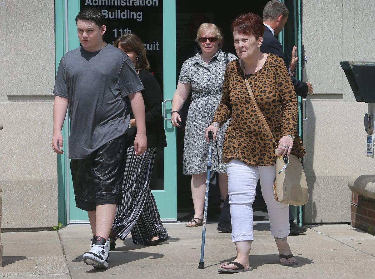 Pamela Hupp sentenced to life in prison