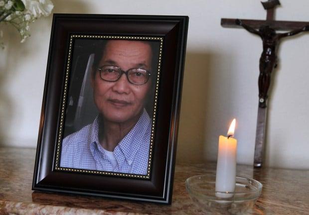 Shrine created for Hoang Nguyen