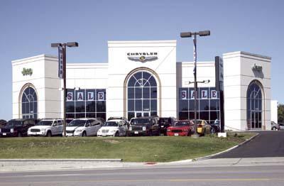 Dodge, Chrysler, Jeep Flourish At All Star Dealership