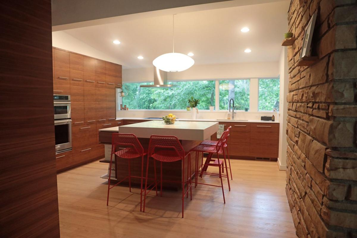 Remodeled Kitchen Is New Heart Of Midcentury Modern Kirkwood