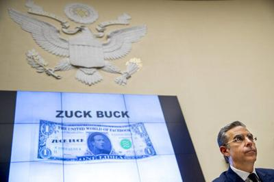 Dems pan 'Zuck buck,' want Facebook to rein in currency plan