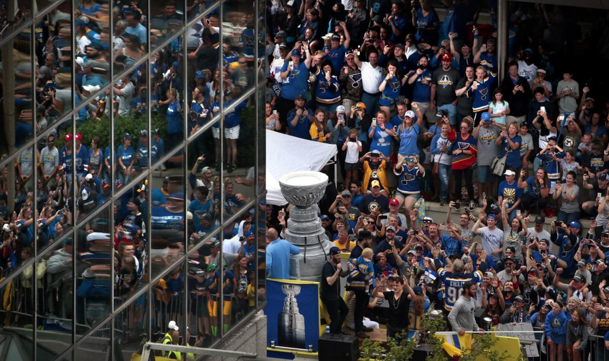 Blues fans parade like champions as St. Louis Blues capture first Stanley Cup