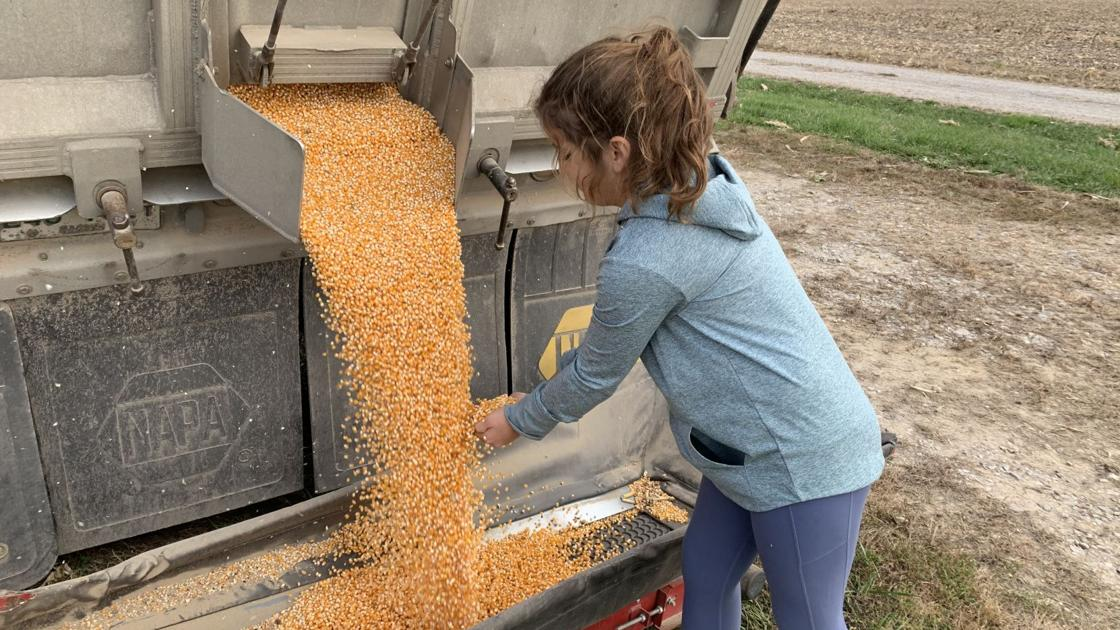 Neman: Kernel of truth: Belleville farm heats up the popcorn market
