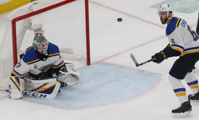 It's all or nothing for the Blues in Game 7