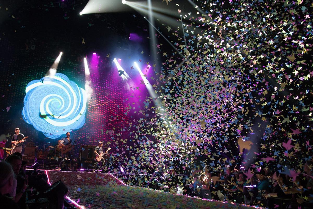 Coldplay at Scottrade Center