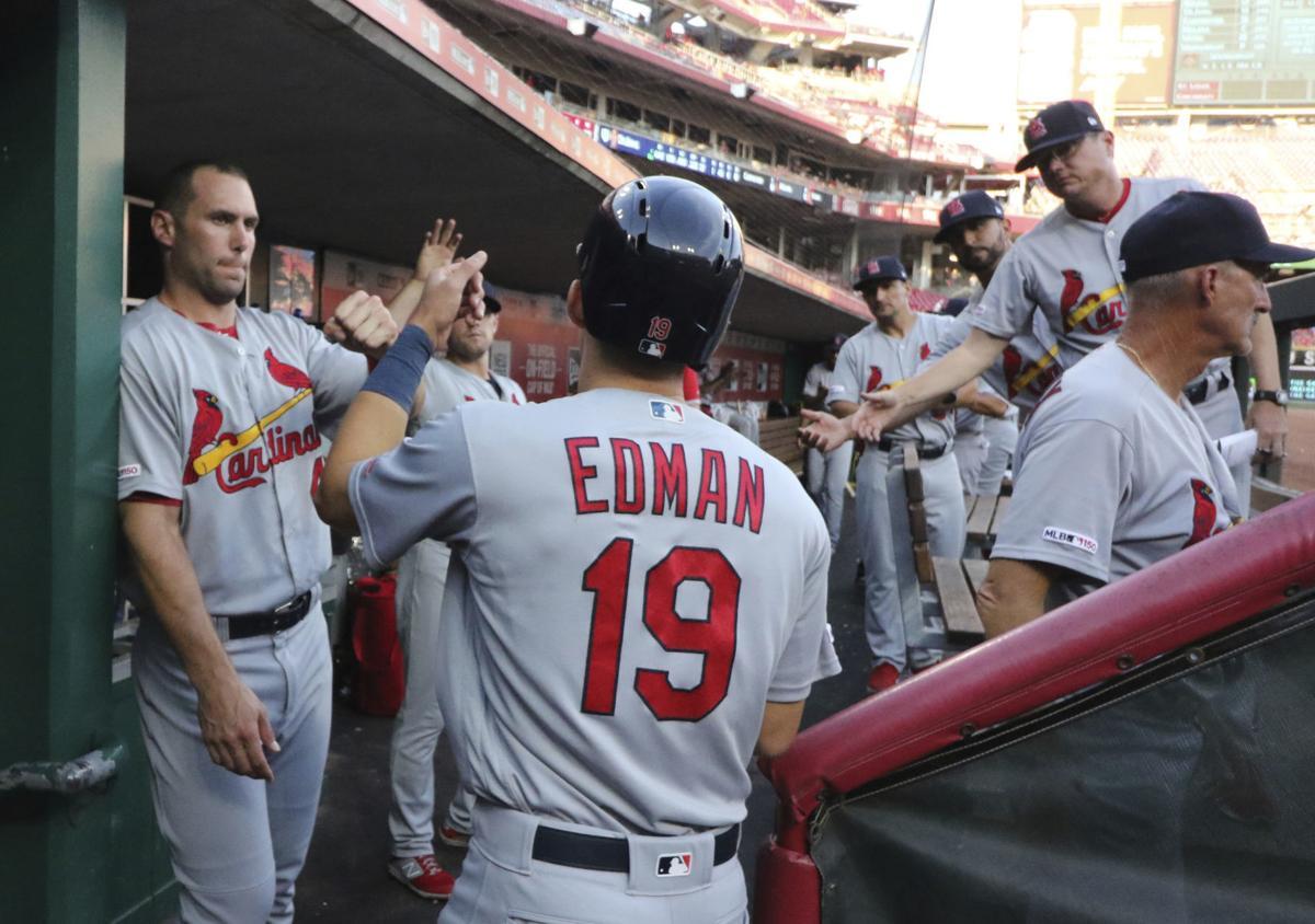 Photos: Cardinals light up the Reds