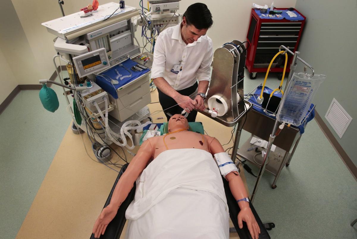 Washington University gathers team of experts to make a ventilator