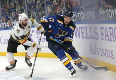 St. Louis Blues V Vegas Golden Knights