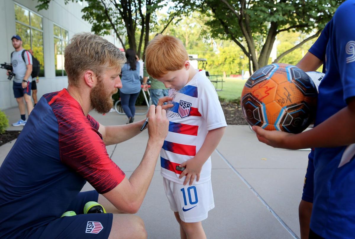 Tim Ream, United States national soccer team