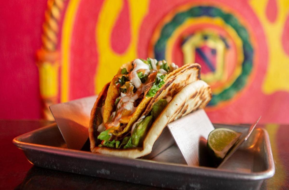 Terror Tacos vegan taco joint