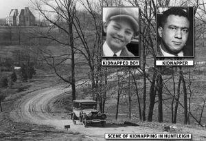 Ein Blick Zurück • Silvester-Entführung von einem Busch Familie Erben 1930