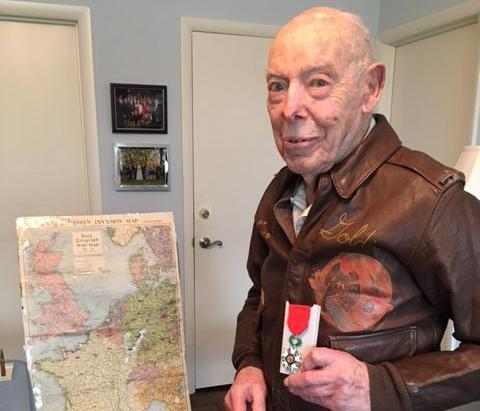 A St. Louis bombardier on famed Flying Fortress recalls his D-Day missions