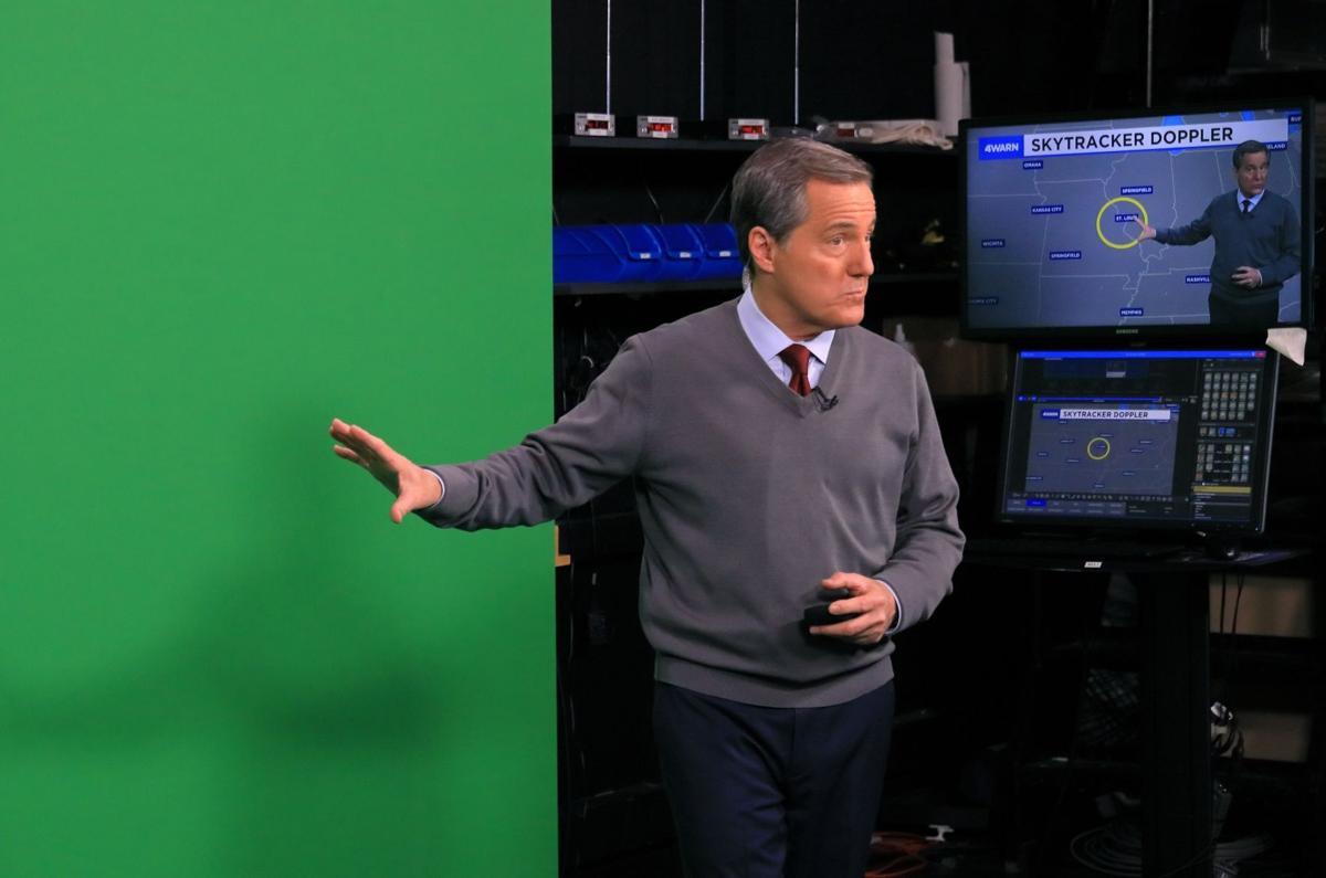 Kent Ehrhardt KMOV meteorologist