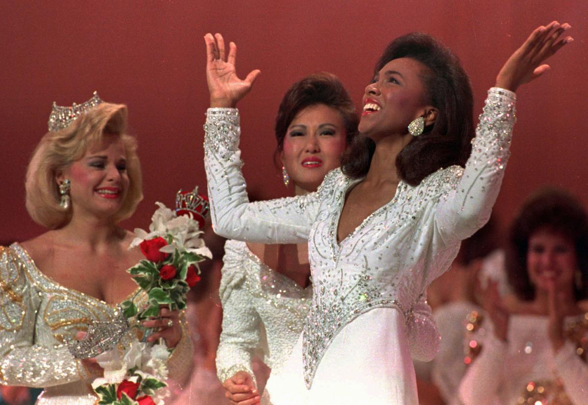 30 years ago: Mizzou student Debbye Turner is crowned Miss America