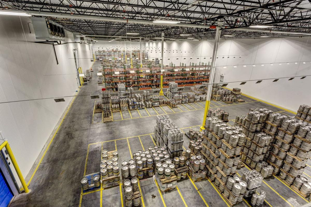 Wiegmann wins Contracting Business award for work on beverage distribution center