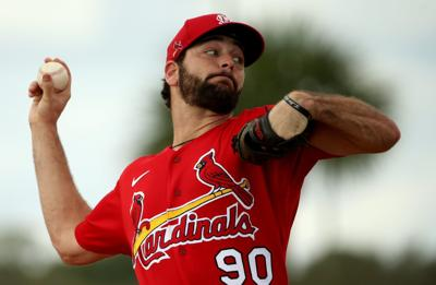 Cardinals first full-squad workout in Jupiter