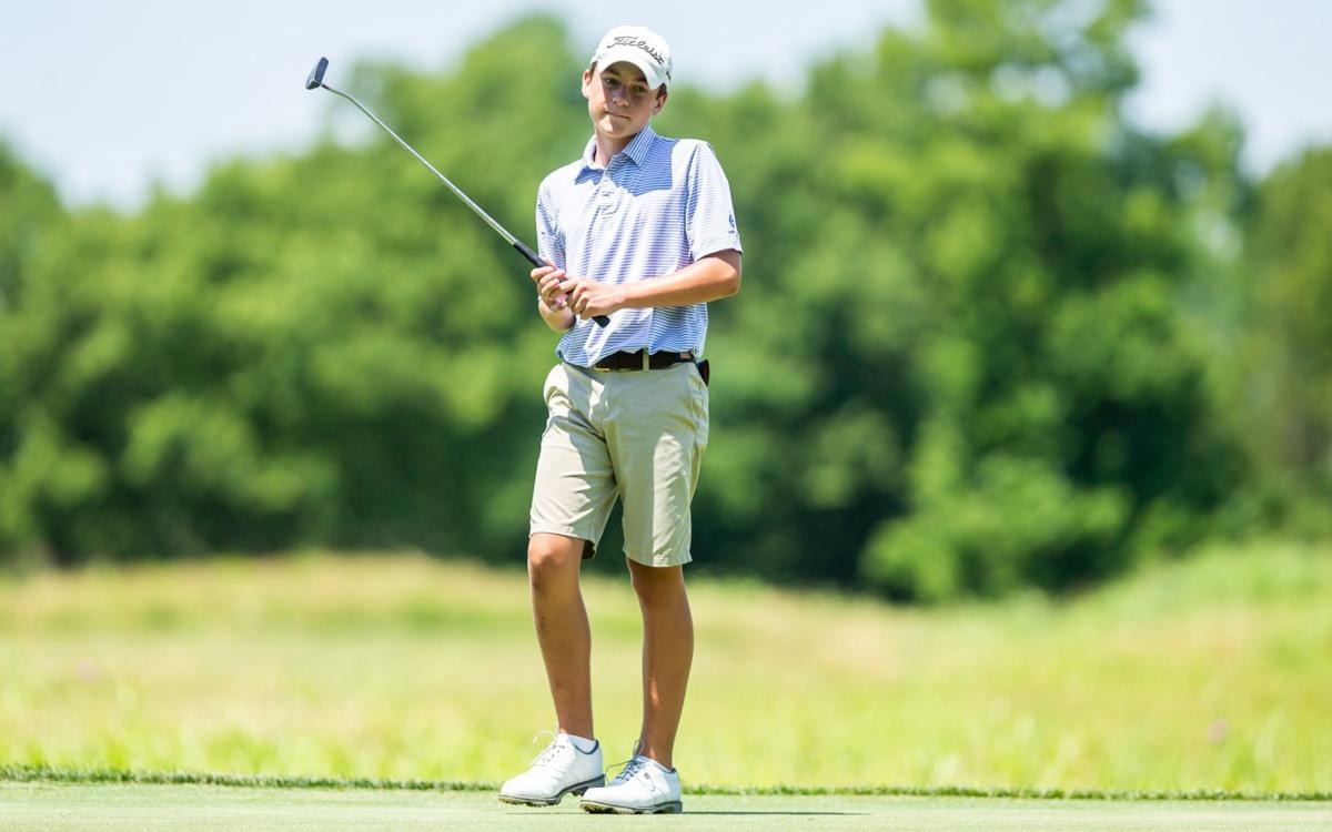 Gateway PGA Junior Tour two-day tournament
