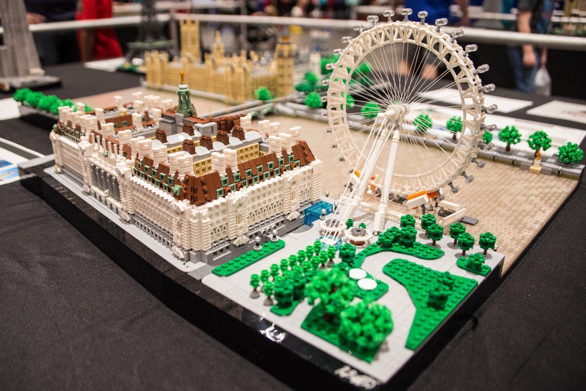 LEGO London Eye