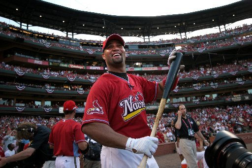 Is albert pujols on steroids steroid 7 day pak