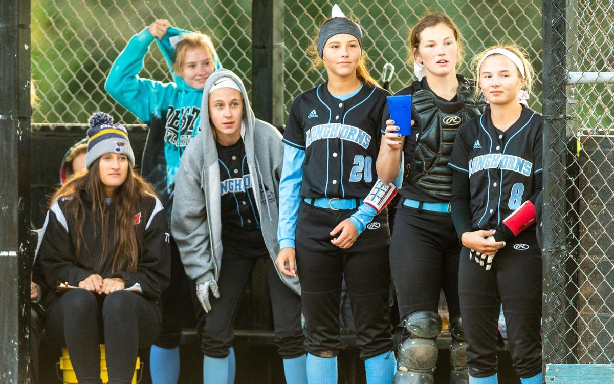 Parkway West vs. Lafayette softball
