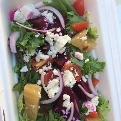 Special Request Nomad Pickled Beet Salad for publication June 10, 2020