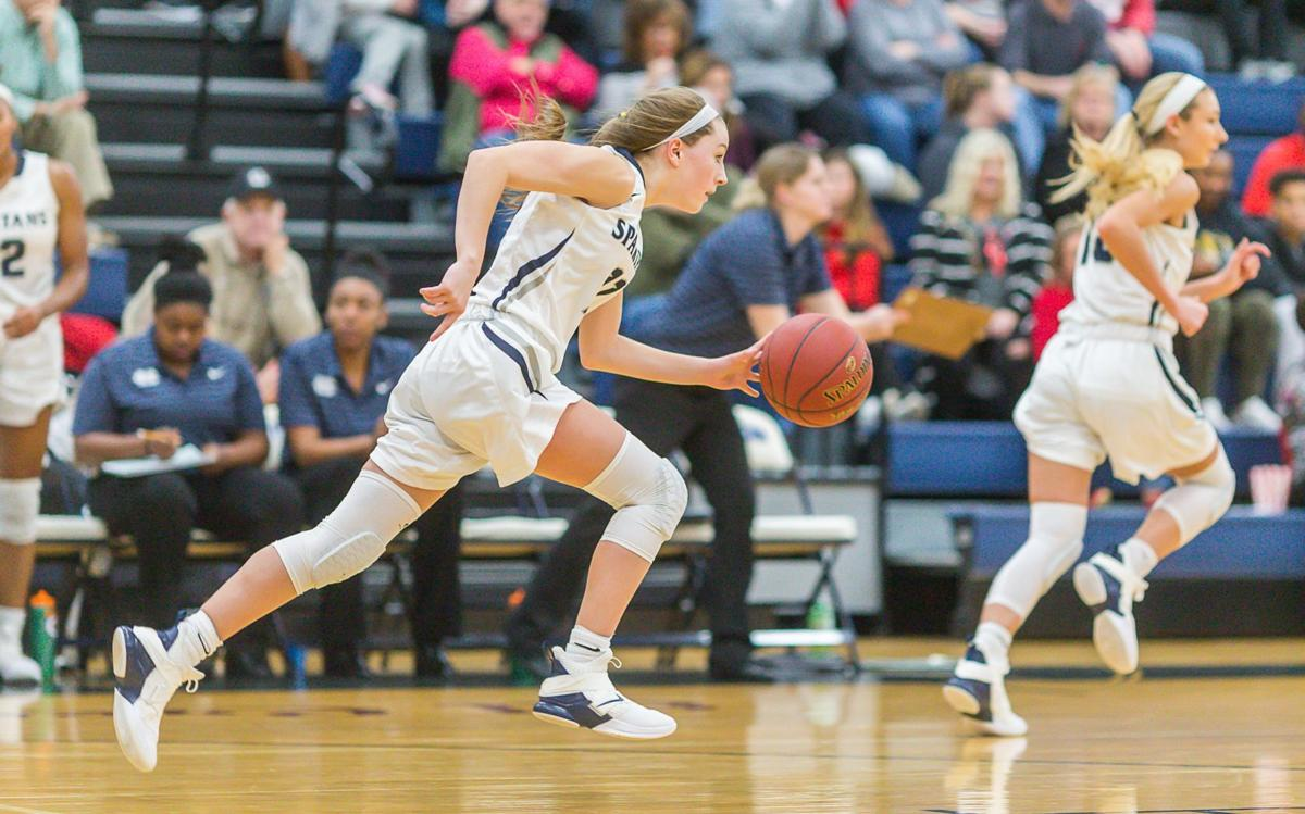 Francis Howell Central vs. Lutheran St. Charles girls basketball