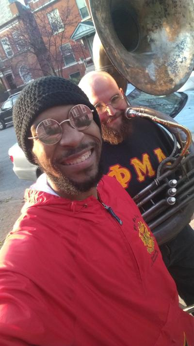 Two musicians lift up St. Louis neighborhoos