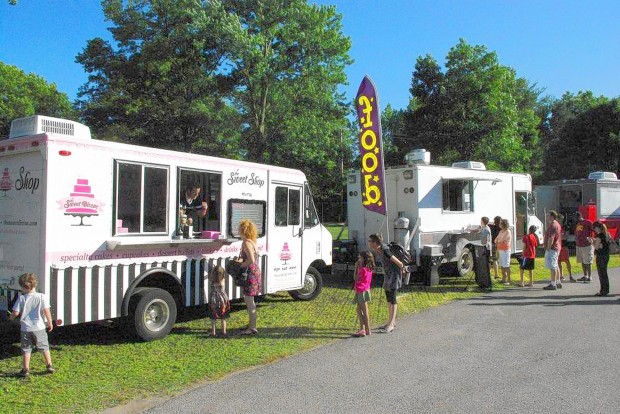 St Louis County Parks Food Trucks
