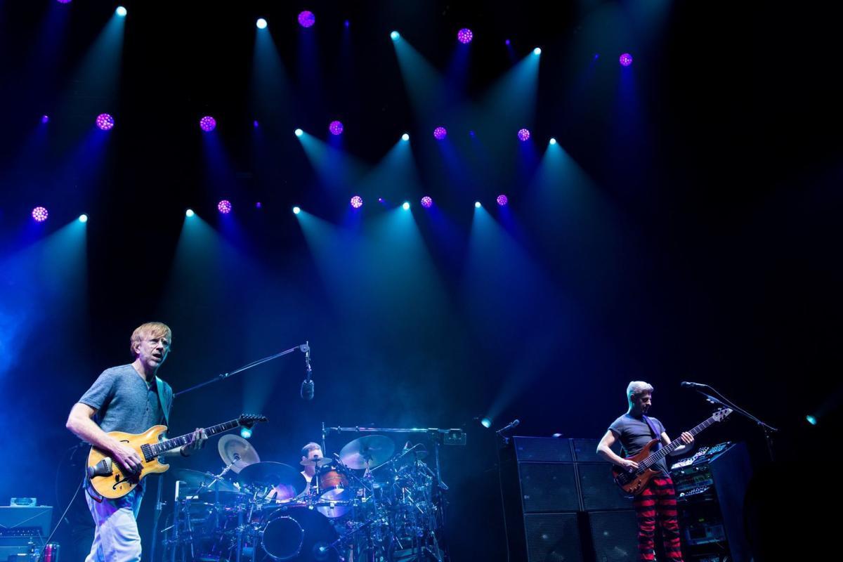 Phish kicks off their summer tour at Chaifetz Arena