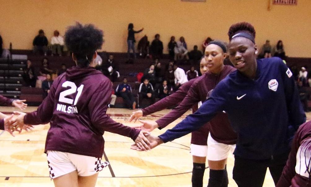 Cardinal Ritter vs. Whitfield girls basketball