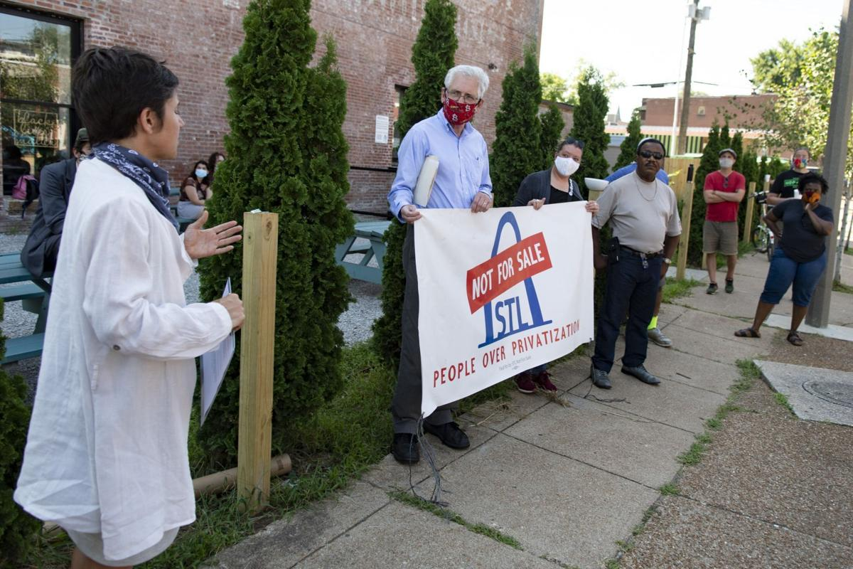 Alderman Cara Spencer and supporters vow to fight recall petition