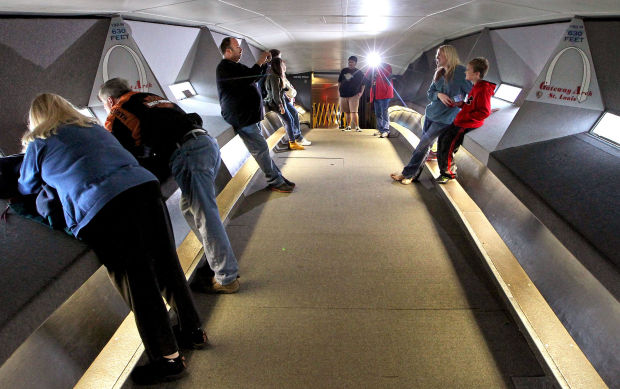 Gateway Arch reopens to visitors