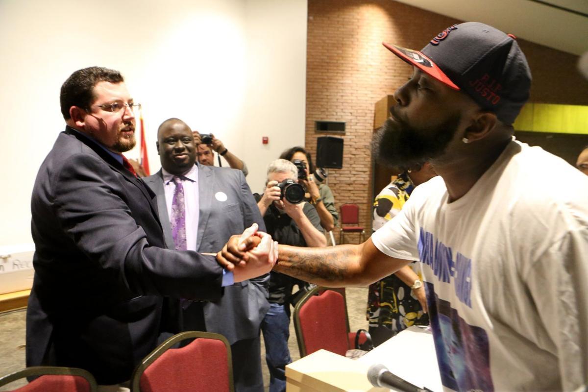 Ferguson accepts consent decree