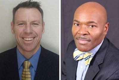 Bryan Davis and Joseph Davis