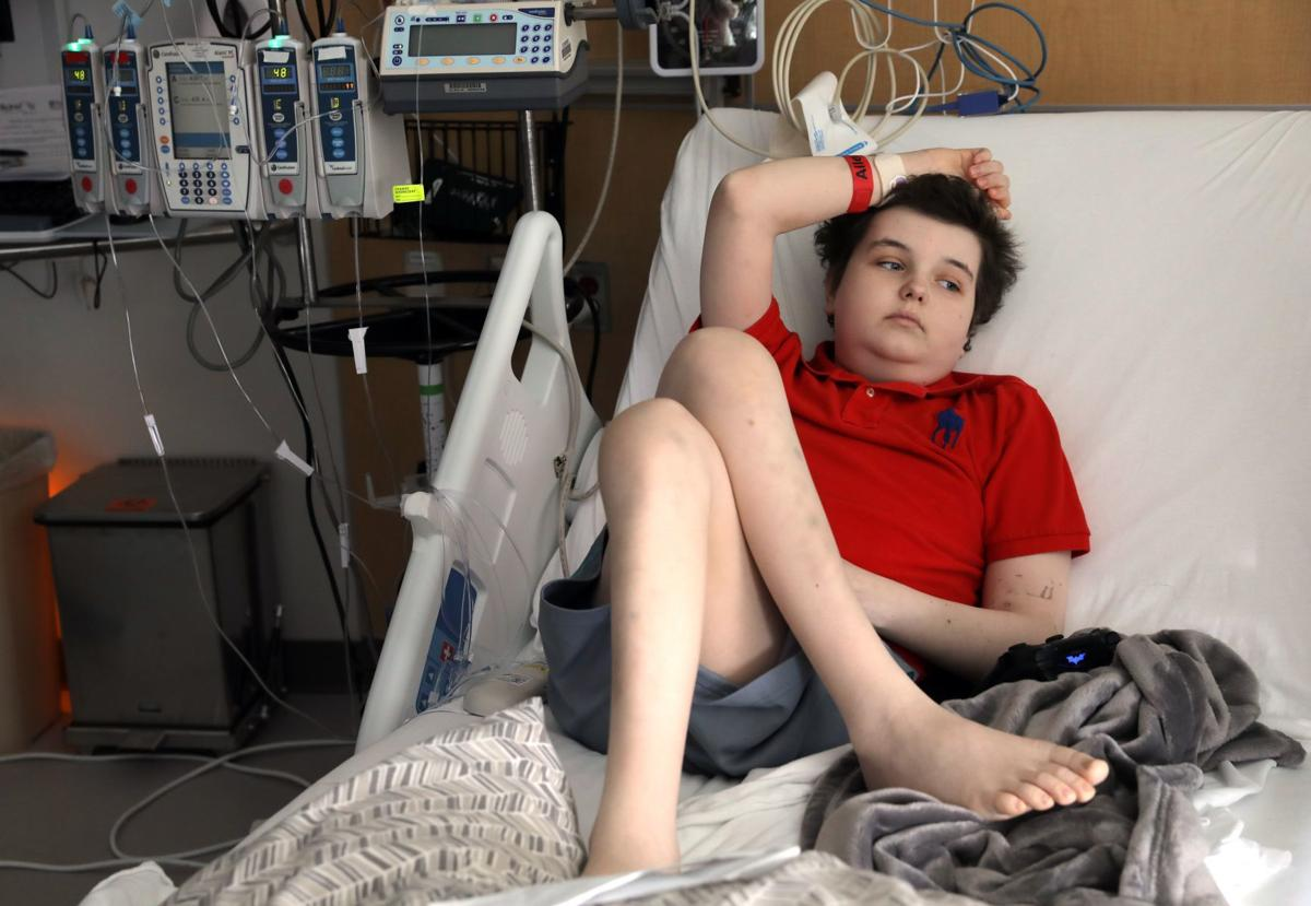 Image result for First childhood leukemia patient ready for 'game-changing' therapy in St. Louis