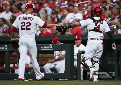 Cardinals battle Marlins