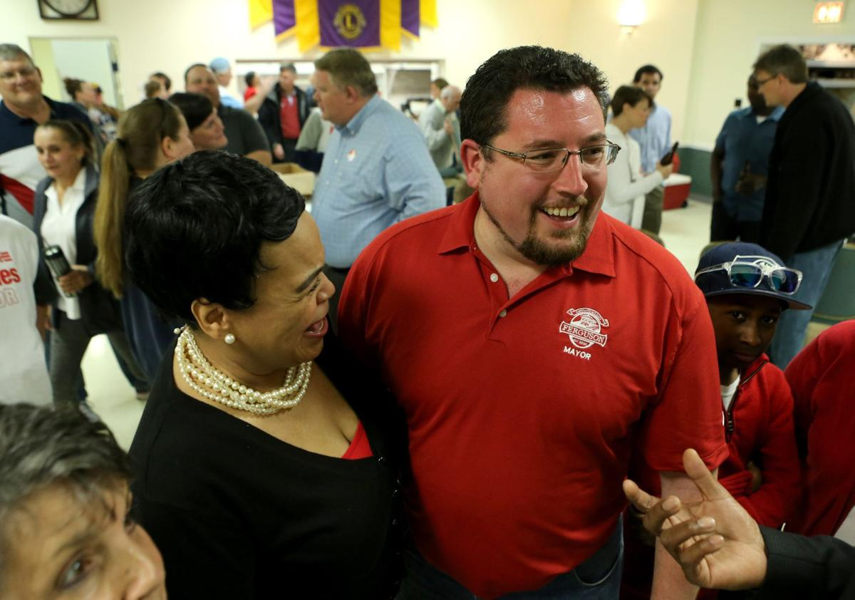 Knowles wins Ferguson mayoral election