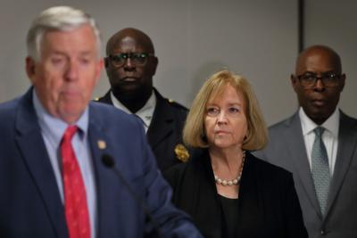 Missouri Gov. Parson announces state help fighting violent crime