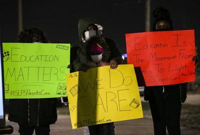 School closures in St. Louis