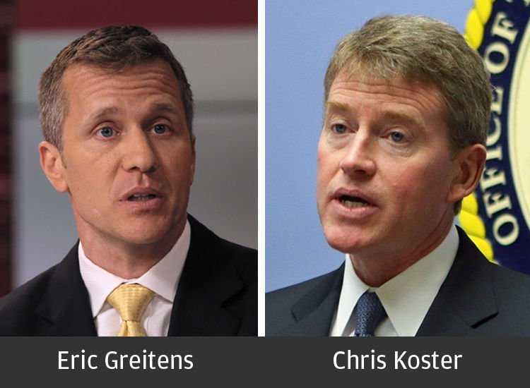 Greitens and Koster