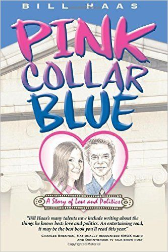 'Pink Collar Blue' by Bill Haas