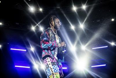 2019 Coachella Music And Arts Festival - Weekend 1 - Day 3