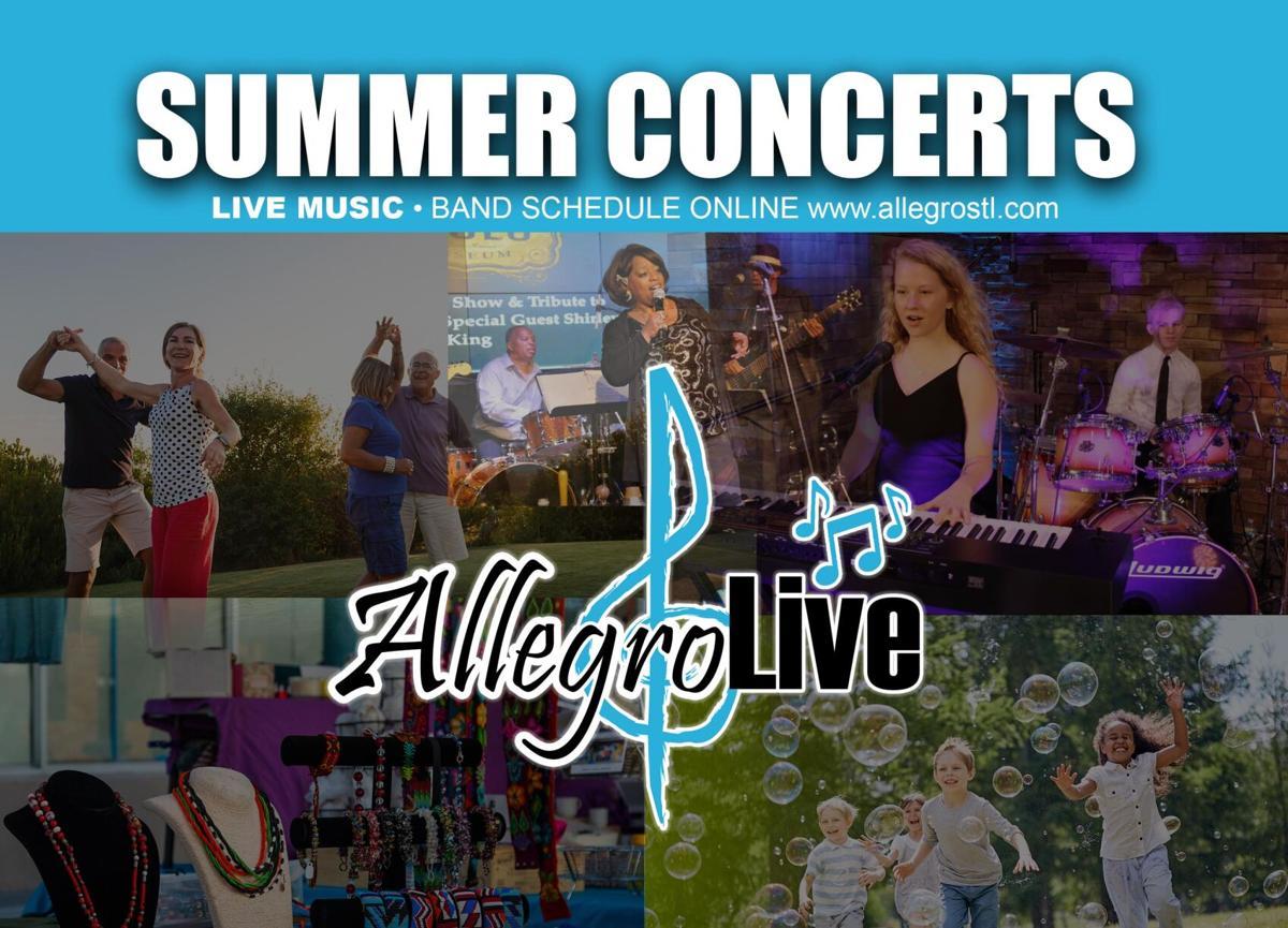 AllegroLive Summer Concert Series