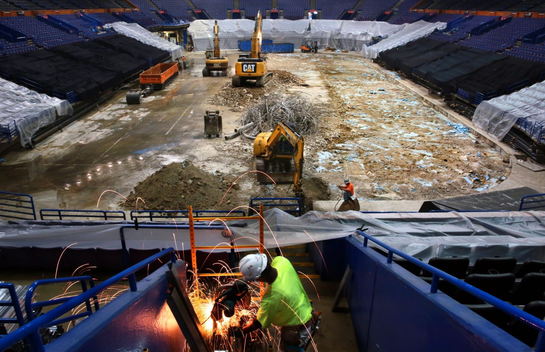 Lawsuit filed to block taxpayer money for Scottrade Center renovations