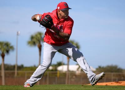 3a3e440e302 The clock s ticking   Cardinals seek clarity on Martinez s shoulder ...