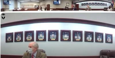 St. Louis County Board of Police Commissioner June 10, 2020 meeting