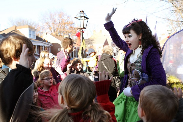 Passing of the wand: St. Charles picks new sugar plum fairy | St ...