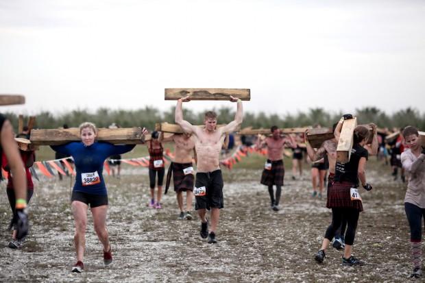 business plan for tough mudder